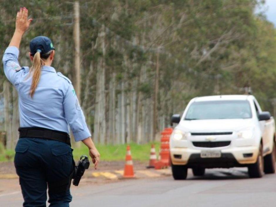 PMR do Vale do Ivinhema reforça policiamento e fiscalização nas rodovias estaduais