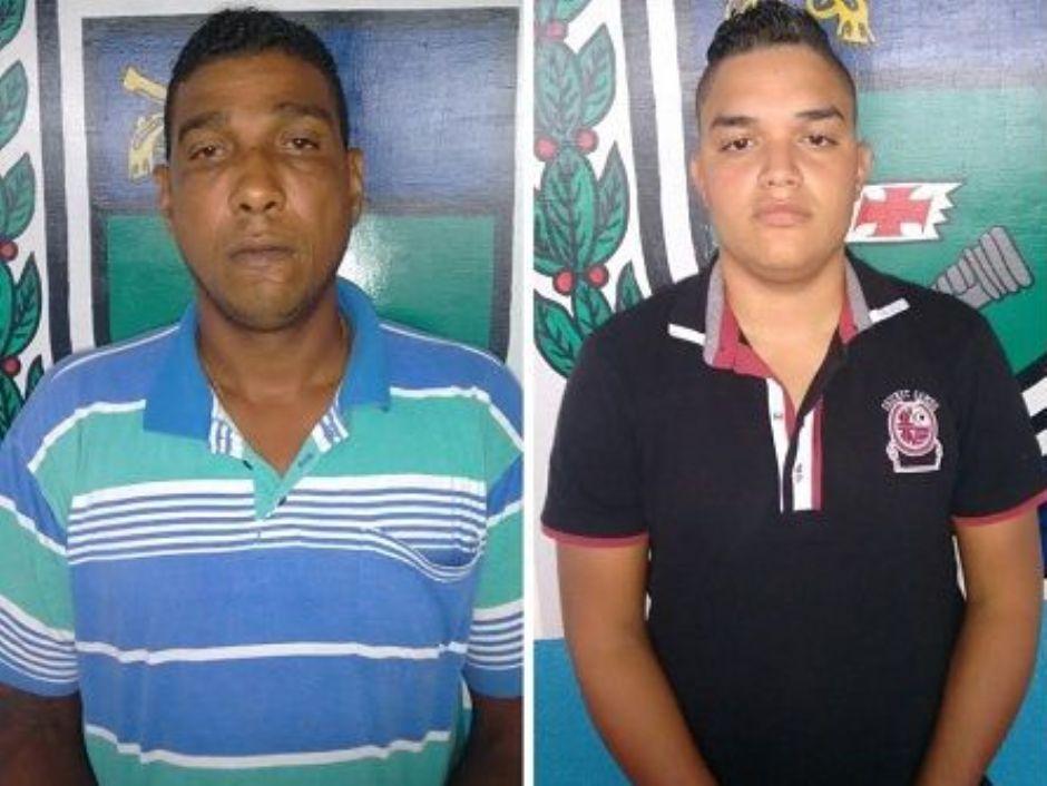 Trio nova-andradinense é preso com caminhonete roubada na fronteira