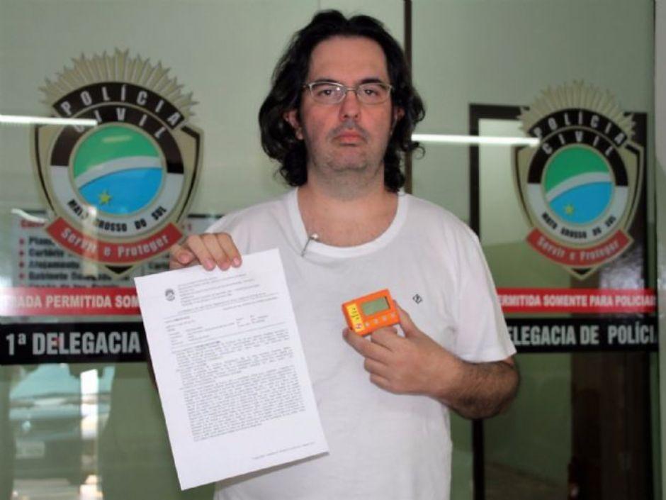 Zona Azul já motiva troca de acusações em boletins de ocorrência