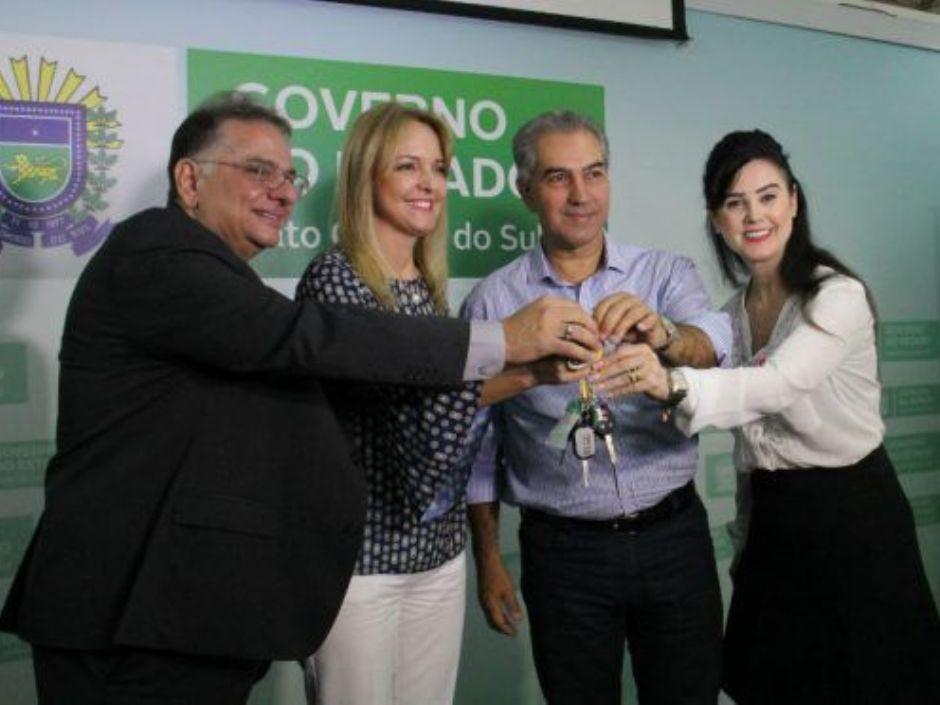 Reinaldo dá continuidade ao combate à dengue e reforça participação da sociedade contra o mosquito