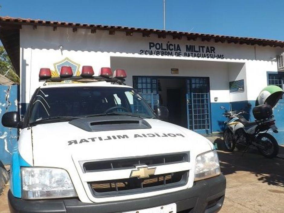 Filho de traficante é flagrado comercializando drogas em Bataguassu