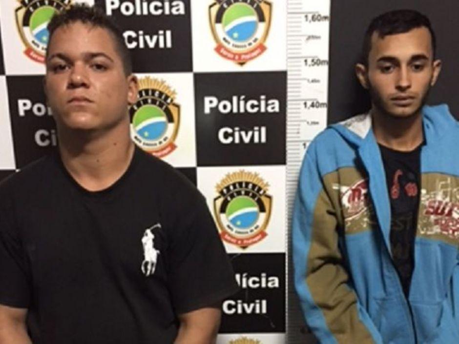 Suspeitos de tráfico de drogas são presos pelo SIG de Bataguassu