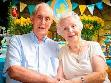 Seu Geraldo faleceu aos 90 anos, após 67 anos de casamento, deixando esposa, sete filhos, uma nora, um genro, 11 netos e sete bisnetos, uma família linda, unida e que o amava muito