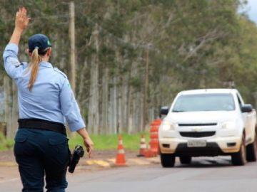 PMR realizará fiscalização nas rodovias estaduais que cortam o Vale do Ivinhema
