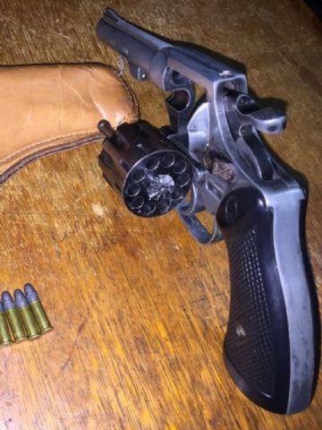 Arma estava carregada