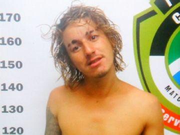 Cristiano Paulo Costa de 26 anos, teve dia de fúria