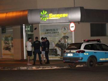 Polícia Militar foi acionada e procura por suspeitos