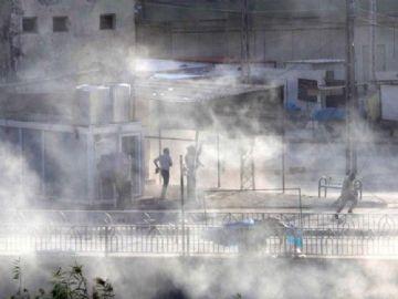 Dezenas de extremistas do grupo Estado Islâmico (EI) atacaram na sexta-feira (21) a cidade de Kirkuk