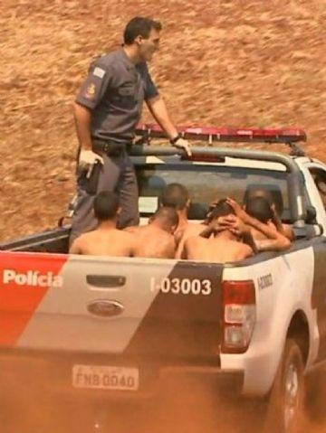 Presos são recapturados após fuga do CPP de Jardinópolis, SP