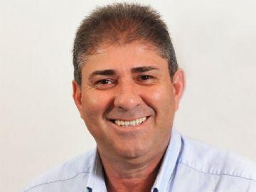Marcílio prefeito eleito de Novo Horizonte do Sul
