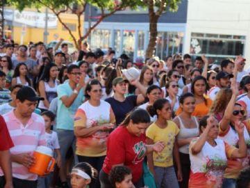Marcha vai percorrer pela avenida Moura Andrade