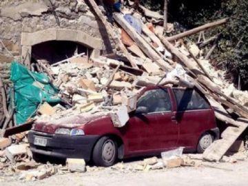 Terremoto atinge Itália