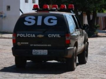 Jovens foram acusados de depredar viatura e GPM de Nova Porto XV
