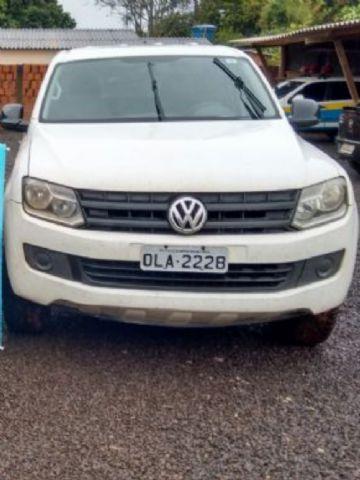 Veículos foram roubados na Bahia