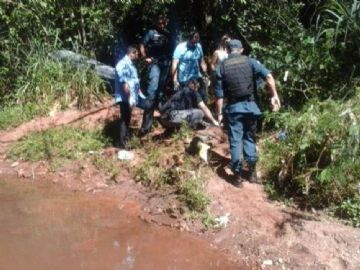 Homem é morto com 8 facadas e corpo jogado em rio por ciúmes