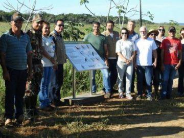 Imasul e WWF promovem ação de biodiversidade no Parque das Várzeas do Rio Ivinhema