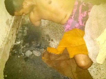 Detento prende braço no esgoto do banheiro e mobiliza Bombeiros