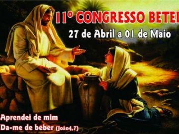 Comunidade Católica Betel realizará o 11º Congresso em Nova Andradina