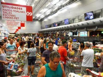 Mercado financeiro espera que inflação feche o ano em 4,04%