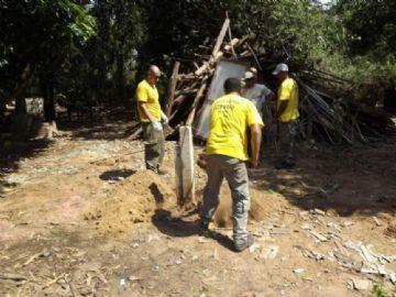 Institutos divulgam balanço de construções ilegais às margens de rios que cortam a região
