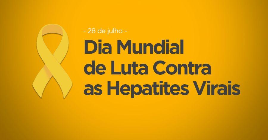 Resultado de imagem para Dia Mundial de Luta Contra as Hepatites Virais é comemorado hoje