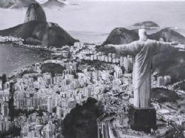 José Augusto desenhista realista retrata monumentos do Brasil e de vários países