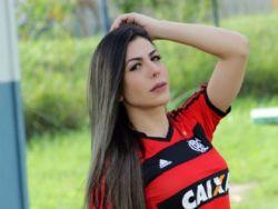 ''Revoltada'' Musa Técnico do Flamengo esbraveja após derrota contra o Sport