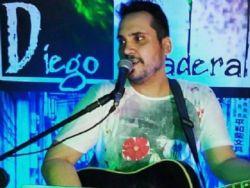 Após 10 anos de carreira solo, Diego Maderal está prestes a lançar CD de músicas autorais