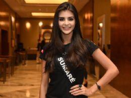 Miss Sumaré: Sou modelo e apaixonada por Engenharia Mecânica