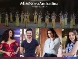 Terceira edição do Miss Nova Andradina acontece no dia 25 de agosto