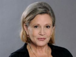 Atriz Carrie Fisher morre aos 60 anos