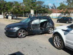 Filho de Fátima Bernardes e Bonner sofre acidente