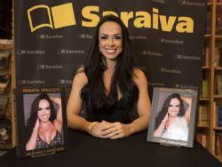 Renata Spalicci lança ''Do Sonho A Realização'' na livraria Saraiva do Rio