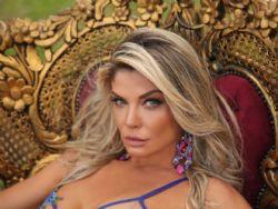 Viviane Bordin revela segredo para ser considerada uma das mulheres mais bonitas do Brasil