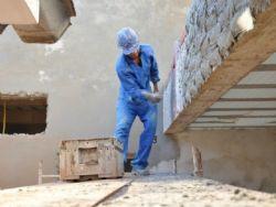 Construção civil foi setor que mais gerou empregos no estado em agosto