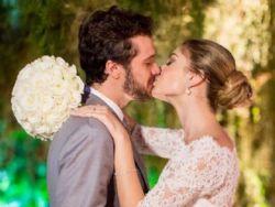 Jayme Matarazzo compartilha foto de casamento: ''O amor''