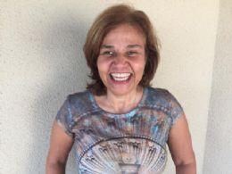 Atriz Claudia Rodrigues é internada em UTI de clínica no Rio