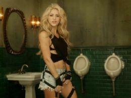 Cantora Shakira anuncia dois shows no Brasil