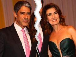 Bonner e Fátima Bernardes anunciam fim do casamento de 26 anos