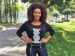 Juliana Alves é alvo de ataque racista na web