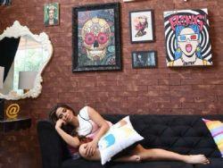Casa nova de Anitta tem decoração pop e colorida