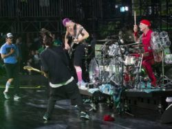 Red Hot Chili Peppers é confirmado no Rock in Rio 2017