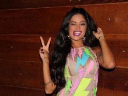 Sucesso em comerciais, Aline Riscado festeja: trabalho sendo reconhecido