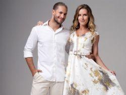 Rainer Cadete e Ju Valcézia posam juntos: ''Sintonia que vai além da dança''