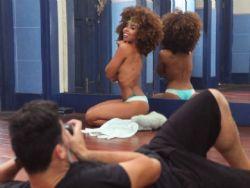 Gabriela Flor, do ''BBB 17'', já teve  affair com Chris Pine: ''Um gentleman''