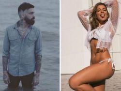 Anitta nega affair com ex-integrante da banda Fresno