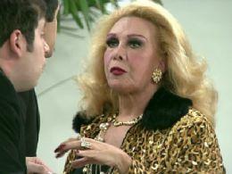 Após nova internação, atriz Rogéria morre aos 74 anos