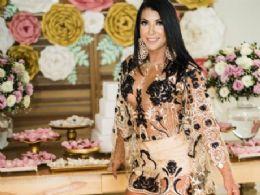 Ex-BBB Priscila Pires mostra transformação após perder 35 kg