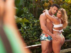 Priscila Pires sobre sexo com atual namorado: ''Coitados dos vizinhos!''