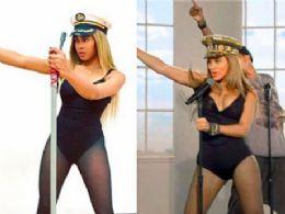 Sósia da cantora Beyoncé faz sucesso na web